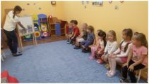 «Зебра пришла к нам в детский сад»