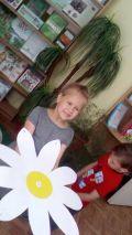 Малыши из «Созвездия» отпраздновали день русского языка в библиотеке