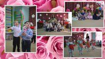Весенний праздник для мам и бабушек